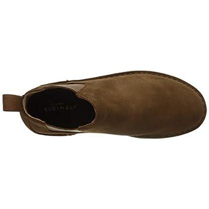 Clarks Men's Desert Chelsea Boots 5