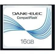 Dane Elec Camera Memory Cards (Canon EOS 5D Digital Camera Memory Card 16GB CompactFlash Memory Card)