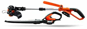 WORX WG952.51 20-Volt MAX Lithium Cordless Combo Kit (Discontinued by Manufacturer)
