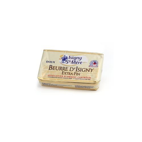French Normandy Butter, Unsalted - 4.4 oz