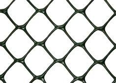 32,5m/² Kunststoffzaun in 1,3m H/öhe x 25m L/änge Masche 30mm Gartenzaun