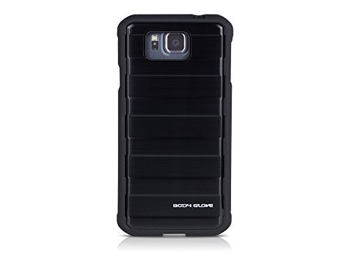 Body Glove Rise Series Case for Samsung Galaxy Alpha - Retail Packaging - Black