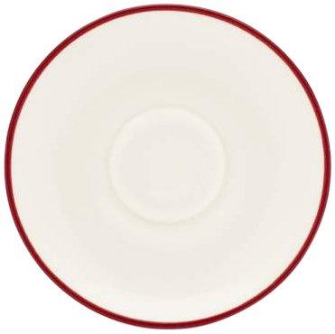 Colorwave Saucer - Noritake Colorwave After Dinner Saucer, Raspberry