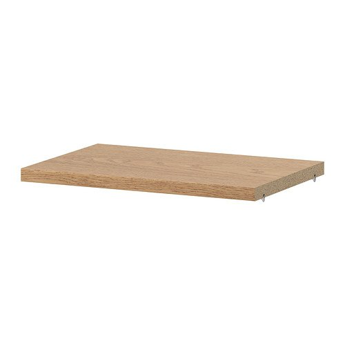 Ikea BILLY - Extra shelf, oak veneer - 36x26 cm