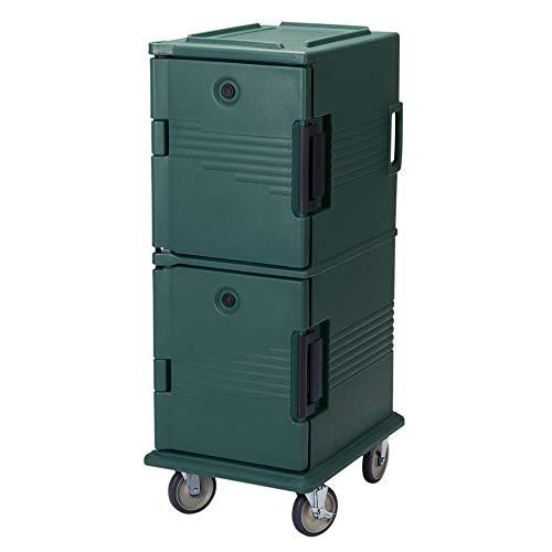 Cambro Upc800 Food Cart - Cambro (UPC800192) Front-Load Food Pan Hold & Transport Cart - Ultra Camcart