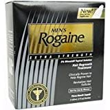 Rogaine For Men, Extra Strength 5% Minoxidil, 3 - 60 mL bottles