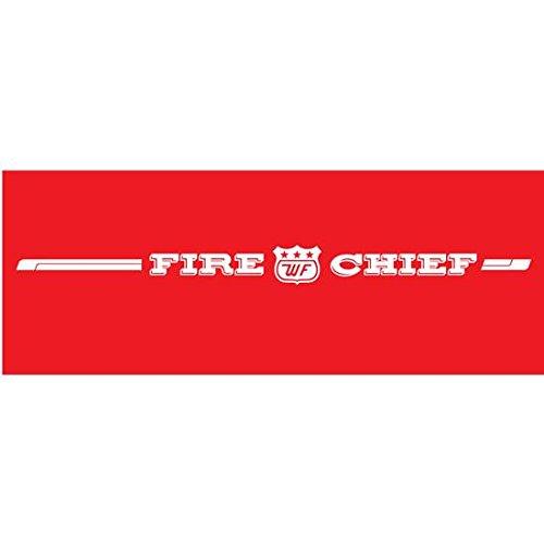 Blue Diamond Classics AMF Generic Fire Chief-Western Flyer Graphic