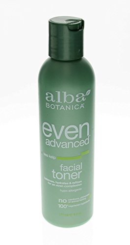 Alba Botanica Natural Even Advanced Sea Kelp Facial Toner 6