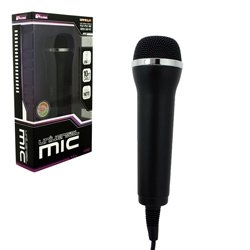 Universal Microphone for Wii, PS3, Xbox 360, PS2, PC Xbox Playstation 2