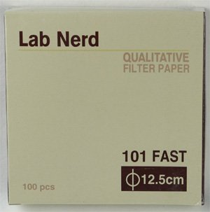 12.5 cm - 101 Qualitative Filter Paper