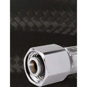MIFLEX 30 Inch Low Pressure Regulator Hose - Black