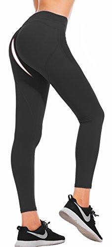 78b41a93d28c8 RUNNING GIRL Sexy Butt Lift Leggings Scrunch Butt Push Up Leggings Yoga  Pants for Women Shapewear