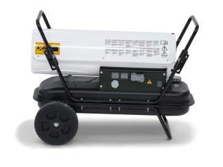 Trotec Calentador de gasoil IDE 20 D potencia térmica nominal de 20 kW: Amazon.es: Bricolaje y herramientas