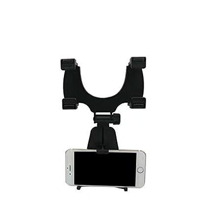 Leaftree Support de b/âti de r/étroviseur de v/éhicules de Voiture de pour Le t/él/éphone Portable GPS 3.5-6.0