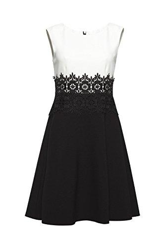 de Vestido Black Collection Mujer Negro ESPRIT Fiesta 001 para 5Eg0q