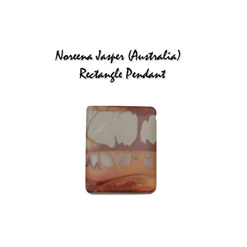Natural Noreena Jasper (Australia) Gemstone Focal Pendant Bead for Jewelry Making Or Necklace