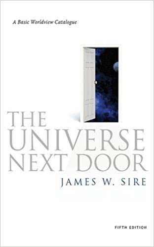 The Universe Next Door by Jim Sire (15-Jan-2010)