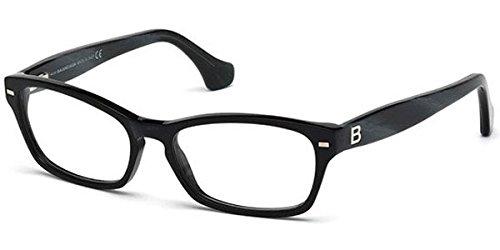 Eyeglasses Balenciaga BA 5012 BA5012 001 shiny black