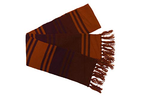 elope Dr. Who Fourth Doctor Purple Knit Scarf 6' ()