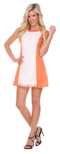 Buy belted lace shift dress - 2