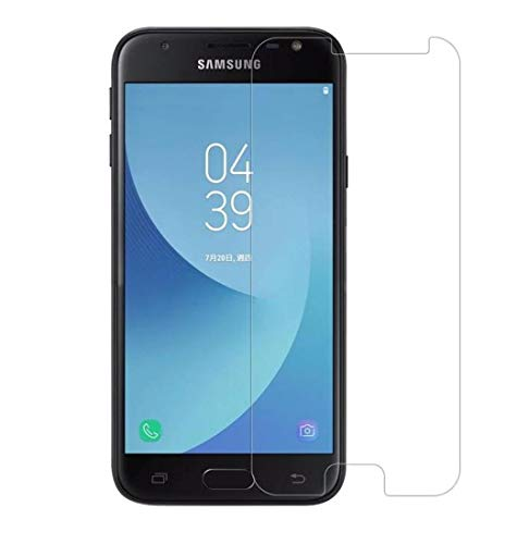 NWNK13 Samsung Galaxy S6 Series Smart Shock Proof Tempered Glass Mobile Screen Display Protector Film with Branded Mini