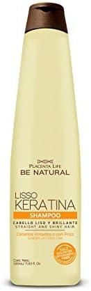Be Natural - Champú Lisso Keratina 350ml