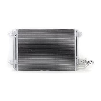 Pacific Best Inc For//Fit 3571 05-08 Audi A4//S4 04-09 A4//S4 Cabriolet 2.0//3.2L w//o Dryer A//C Condenser