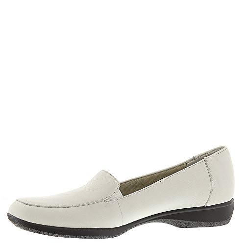 Trotters Trotters Weiß Leder Loafers Frauen Frauen 5nPqnYz