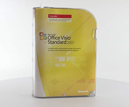 Win32 En Cd - Microsoft Visio Standard 2007 (Academic Edition)  WIN32 English CD