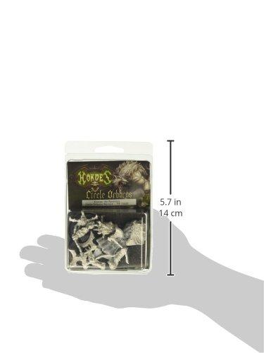 Privateer Press - Hordes - Circle Orboros: Kromac The Ravenous Model Kit 5