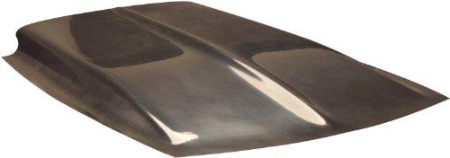 Fiberglass Hood Scoop (Street Scene 950-72123 Universal Style Fiberglass Hood Scoop)