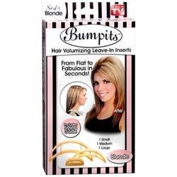 - Bumpits BI021712 Hair Volumizing Leave-In Inserts, Blonde