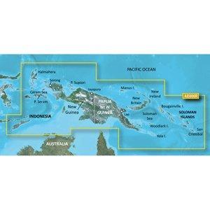 Garmin BlueChart g2 Vision - VAE006R - Timor Leste/New Guinea - microSD/SD
