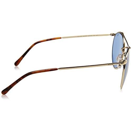 d48f9cb852 Durable Modelando Polo Ralph Lauren 0PH3114, Gafas de Sol para Hombre, Pale  Gold,