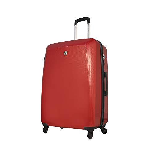 Mia Toro Italy Fibre Di Carbonio Moderno Hardside 28 Inch Spinner Luggage, -