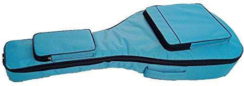 STAR-HOUSE-Unique-Series-Sky-blue-thick-sponge-padded-best-acoustic-guitar-bags-4041-size-By-STAR-HOUSE