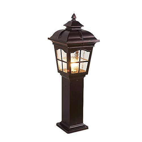 Outdoor Lighting For Brick Pillars in US - 7