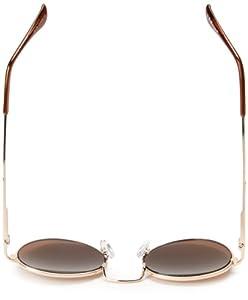 A.J. Morgan Bradley 46106 Round Sunglasses