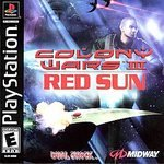 Colony Wars: Red Sun - PlayStation