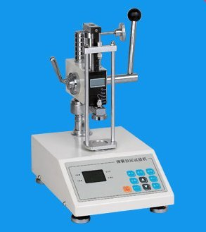 ATH 10-30N Digital Spring Tester Spring push pull tester machine, Spring lood testing meter Spring Meter Tester Spring Extension & Compression Test Machine (ATH-10) by Boshi Electronic Instrument