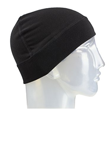 Seirus Innovation 2225 Adult Unisex Thermax Head Hat Skull Liner Cap - TOP SELLER (Head Skibrille)