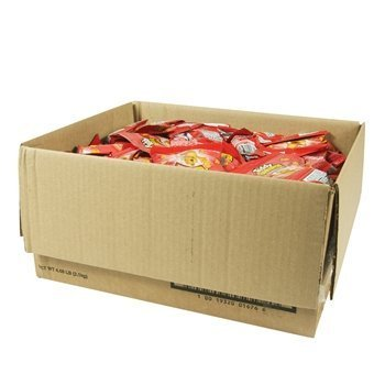 Nabisco Cinnamon Teddy Graham Crackers Cookies Healthy Treat Individual Wrap Office Gift Baskets Halloween 150 Bags in Case by Nabisco