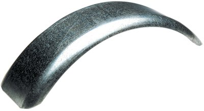 Tie Down Engineering Silver Standard 86266 Fender Single Round Galvanized Fits 13