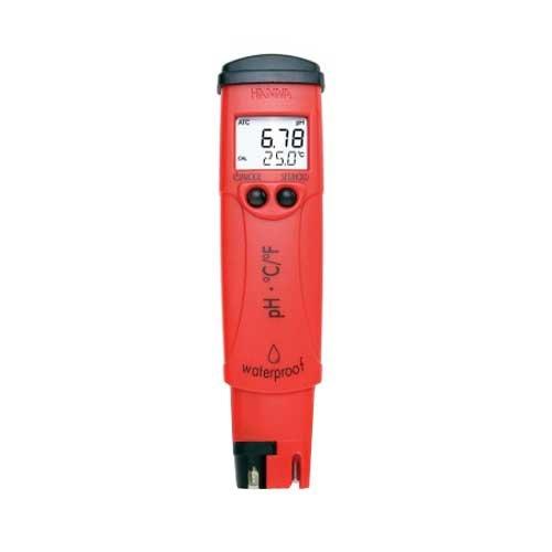 Hanna Instruments HI-98128 Pocket pHep5 Water Resistant pH Tester
