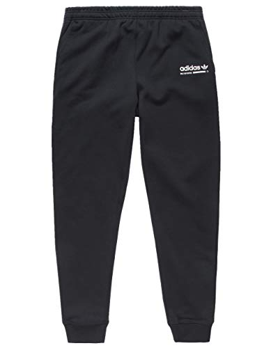 Adidas Boys Originals Kaval Pants (L, Black)