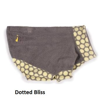 Fido Fleece – Dotted Bliss Size 10, My Pet Supplies
