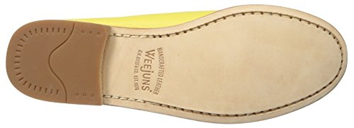 Gh Bass & Co. Womens Whitney Penny Dagdriver Limoncello