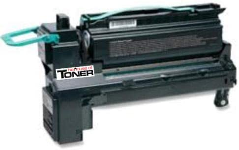 The House of Toner Compatible Toner Cartridge Replacement for LEXMARK C792X1KG Black for use in Lexmark C792de X792dtme X792dtfe X792de X792dte X792dtpe C792dhe C792dte C792e X792dtse