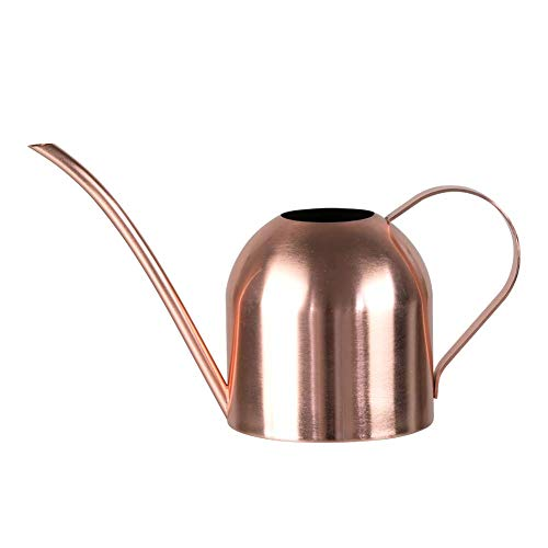 E.Palace Copper Colored Watering Can for Outdoor and Indoor House Plants 30 OZ