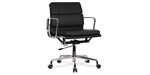 Used, Charles Eames Style Aluminium Management Low Back SOFT for sale  Delivered anywhere in USA